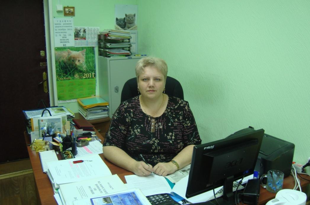 директор ГБУСО ВО «Киржачский комплексный центр социального обслуживания населения»